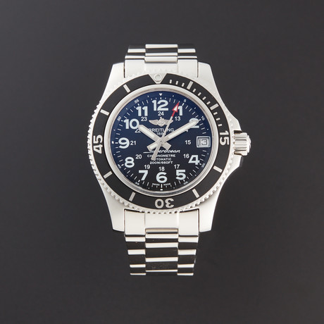 Breitling Ladies SuperOcean Automatic // A17312 // Pre-Owned