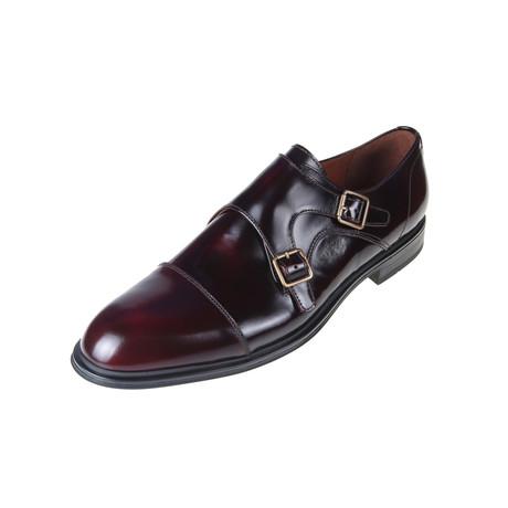 MT2182 // Monk Shoe // Bordeaux (Euro: 40)