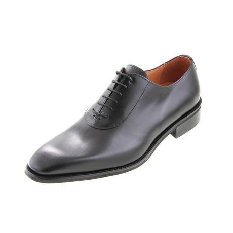 MT2187 // Oxford Shoe // Black (Euro: 40)