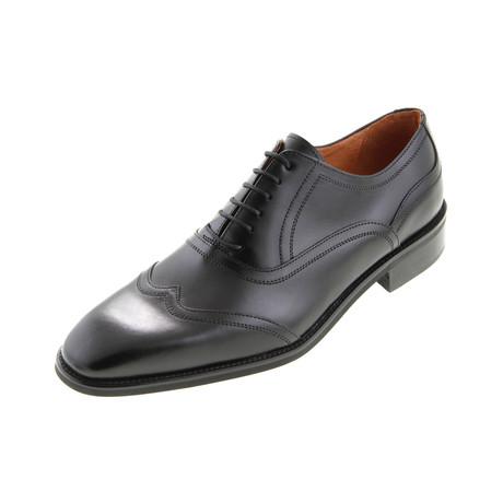 MT2190 // Oxford Shoe // Black (Euro: 40)