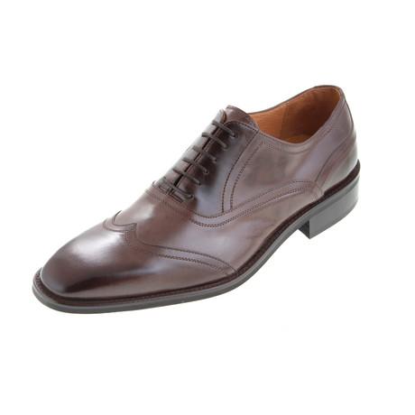 MT2191 // Oxford Shoe // Brown (Euro: 40)