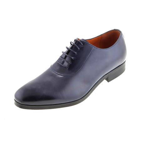 MT2208 // Oxford Shoe // Navy (Euro: 40)