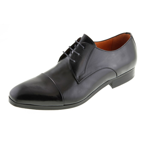 MT2209 // Derby Shoe // Black (Euro: 40)