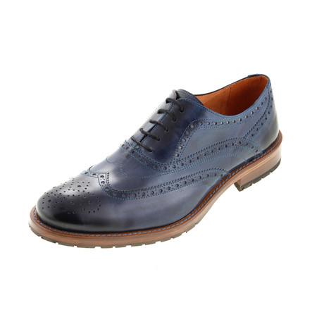 MT2222 // T. Broque Shoe // Jeans (Euro: 40)