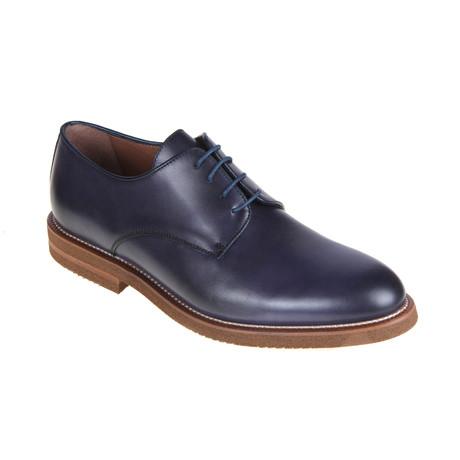MT2352 // Derby Shoe // Navy (Euro: 40)