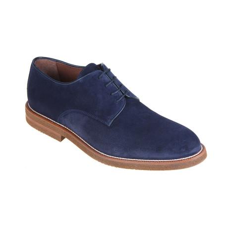 MT2354 // Derby Shoe // Navy (Euro: 40)