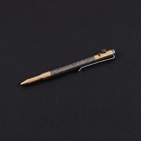 Damascus Ballpoint Pen // 8016