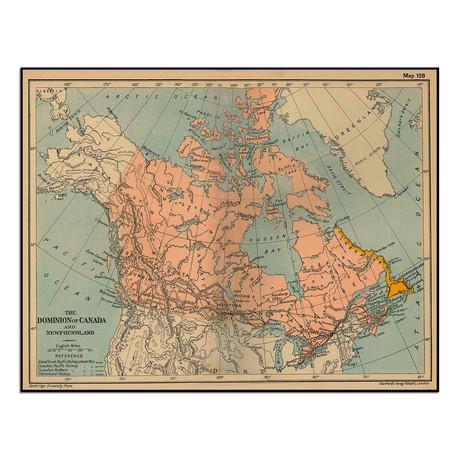 """Canada (13""""W x 10""""H)"""