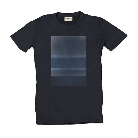 Graphic Tee // Navy (S)