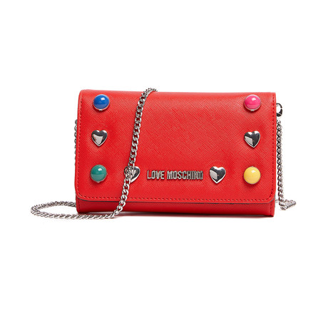 Wallet // Red