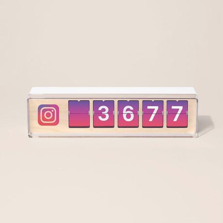 Instagram Follower Counter (5 Digits)