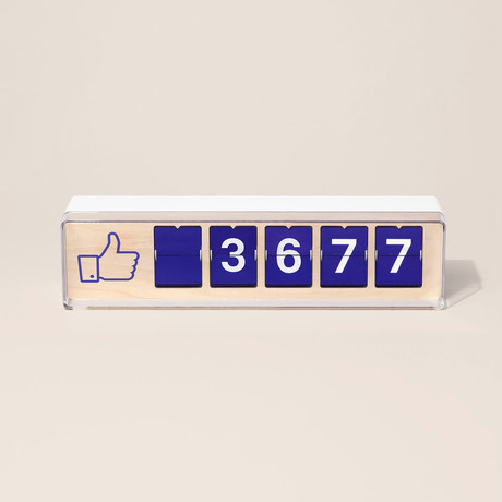 Facebook Like Counter (5 Digits)