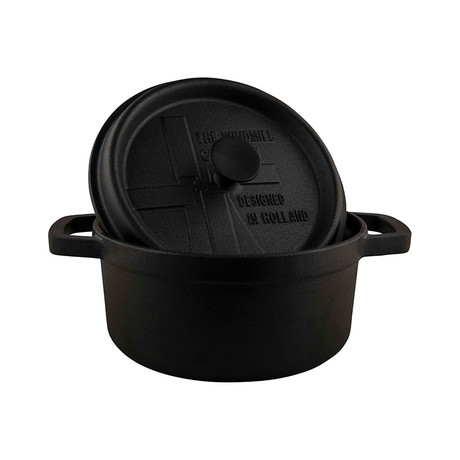 Windmill BBQ Pan S // 2L