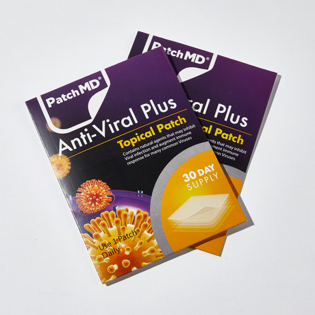 Anti-Viral Plus Topical Patch // 2 Pack