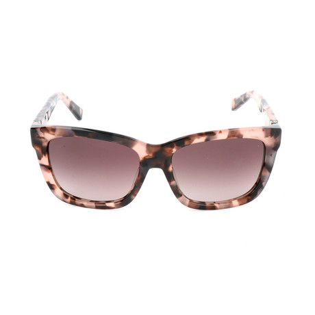 The Cisco // 3Y6 Sunglasses // Havana Rose