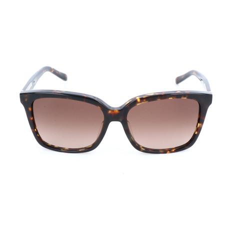The Alexandra // TLF Sunglasses // Havana