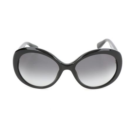 The Ali // 807 Sunglasses // Black