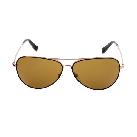 The Dakota // L6C Sunglasses // Black Bronze