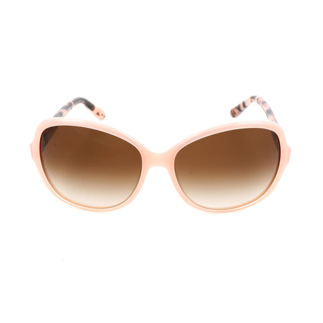 The Lola // L6S Sunglasses // Pink Cream + Havana Rose