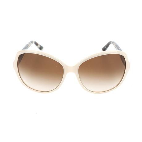 The Lola // L6U Sunglasses // Transparent Milk + Spotted Havana