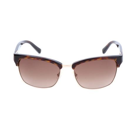 The Malcom // L9T Sunglasses // Havana Gold