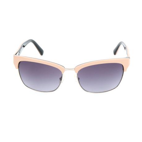 The Malcom // LA6 Sunglasses // Black Nude Palladium