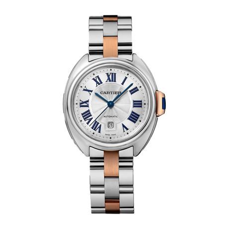 Cartier Cle De Cartier Automatic // W2CL0004