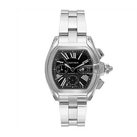 Cartier Roadster Chronograph Automatic // W62020X6 // Store Display
