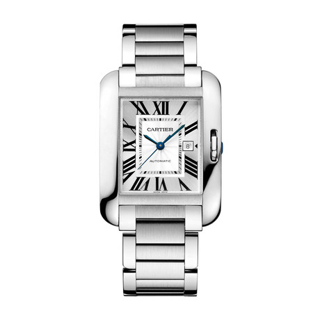 Cartier Tank Automatic // W5310009 // Store Display