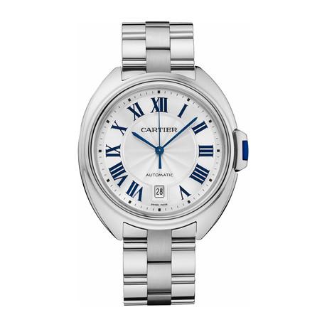 Cartier Cle De Cartier Automatic // WSCL0007
