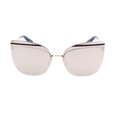 Women's SF166S Sunglasses // Shiny Gold