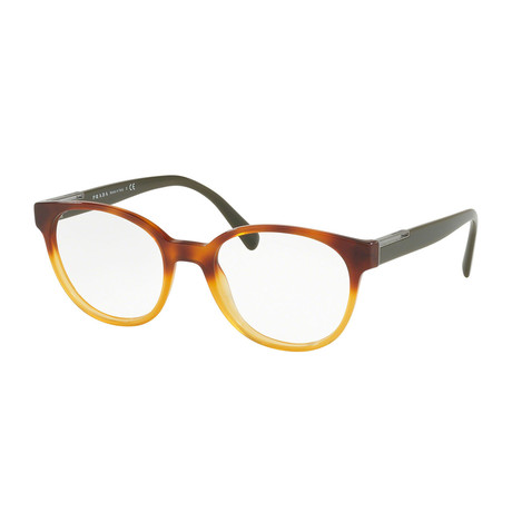 Prada // Women's Optical Frames // Havana Gradient Yellow