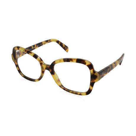 Prada // Women's Optical Frames // Medium Havana