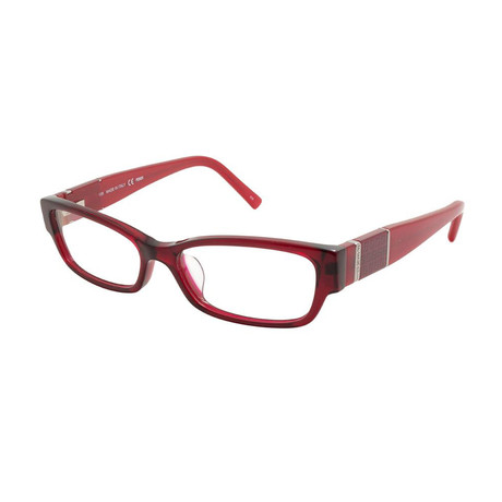 Fendi // Women's F942 Optical Frames // Red