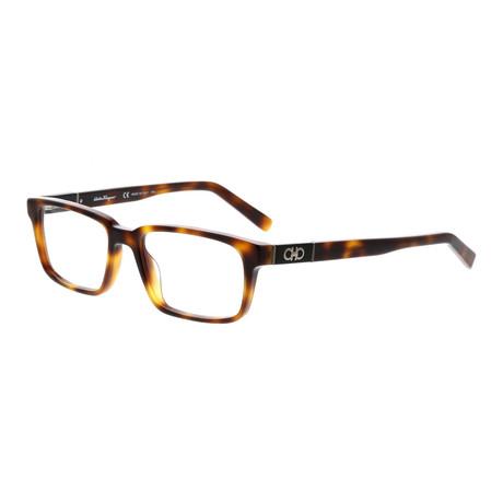 Ferragamo // Men's SF2772 Optical Frames // Tortoise