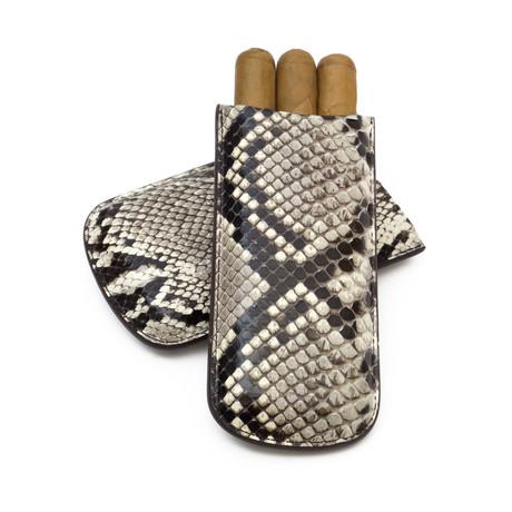 Python Cigar Case // Standard