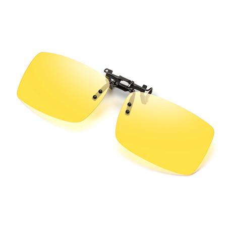 Clip on Sunglasses // HUANGSEJ3039