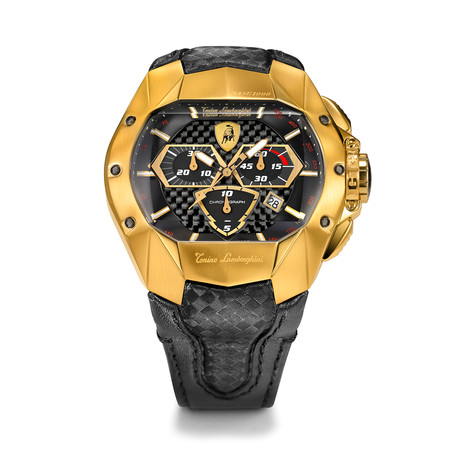 Lamborghini Chronograph Quartz // 885
