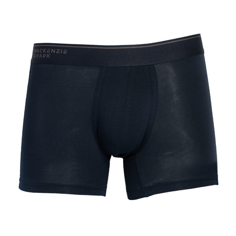 48H-Go Pocket Mesh Pouch Trunks // Blue Haven (S)