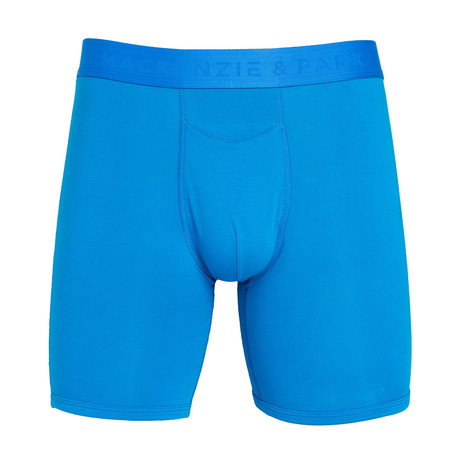 48H-Go Horizontal Fly Boxer Briefs // Skydiver Blue (S)