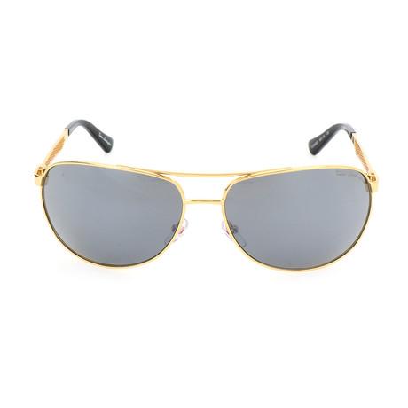 TL604S01N S01N Sunglasses // Gold