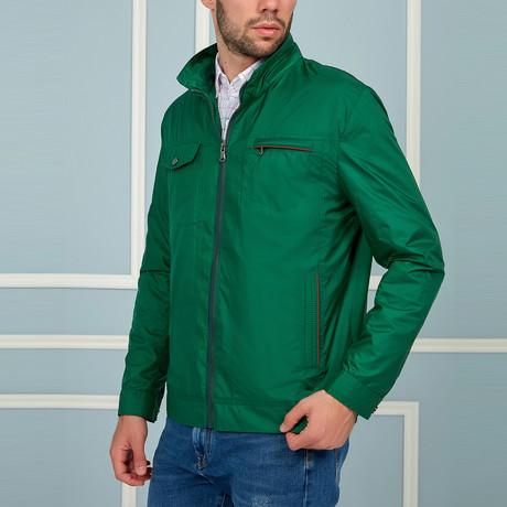 M8642 Light Jacket // Light Green (M)