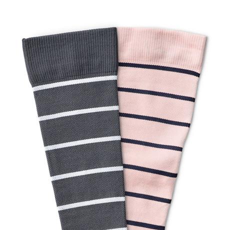 Compression Socks // Soho // 2-Pack (Medium)