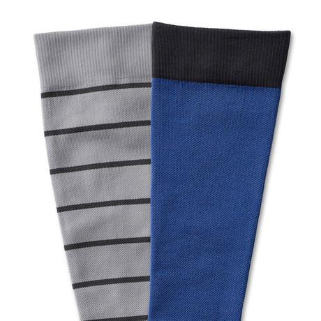 Compression Socks // Maverick // 2-Pack (Medium)