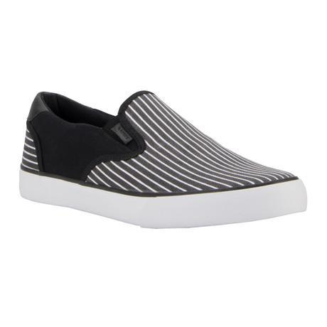 Clipper DLX // Black + White (US: 7)