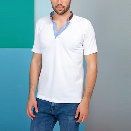 T8564 Polo // White (S)