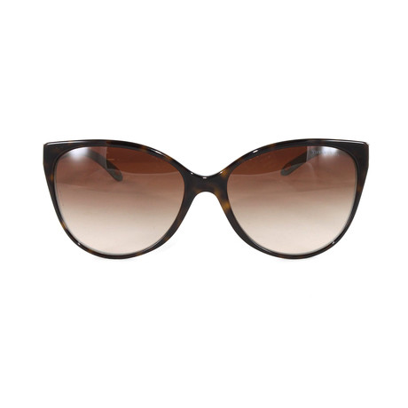 Tiffany & Co. // Women's TF4089B Sunglasses // Havana Blue