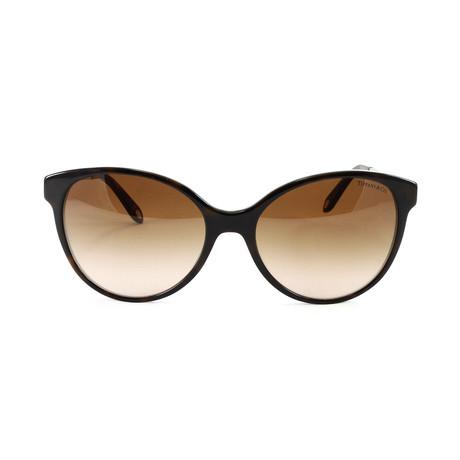 Tiffany & Co. // Women's TF4127 Sunglasses // Havana Blue