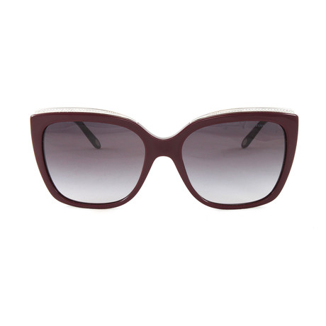 Tiffany & Co. // Women's TF4135B Sunglasses // Dark Cherry