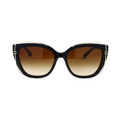 Tiffany & Co. // Women's TF4148 Sunglasses // Black